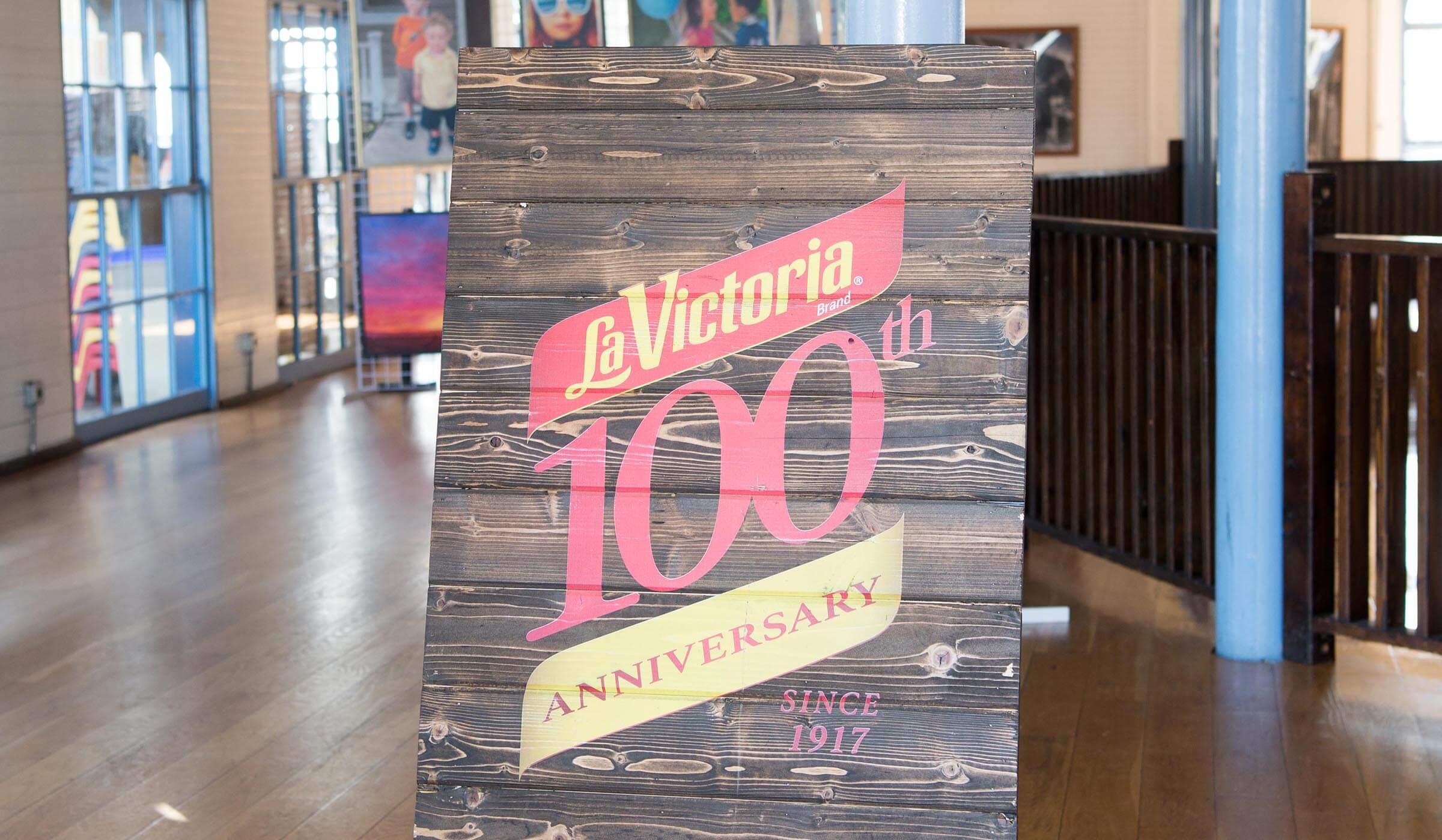 100 years of la victoria