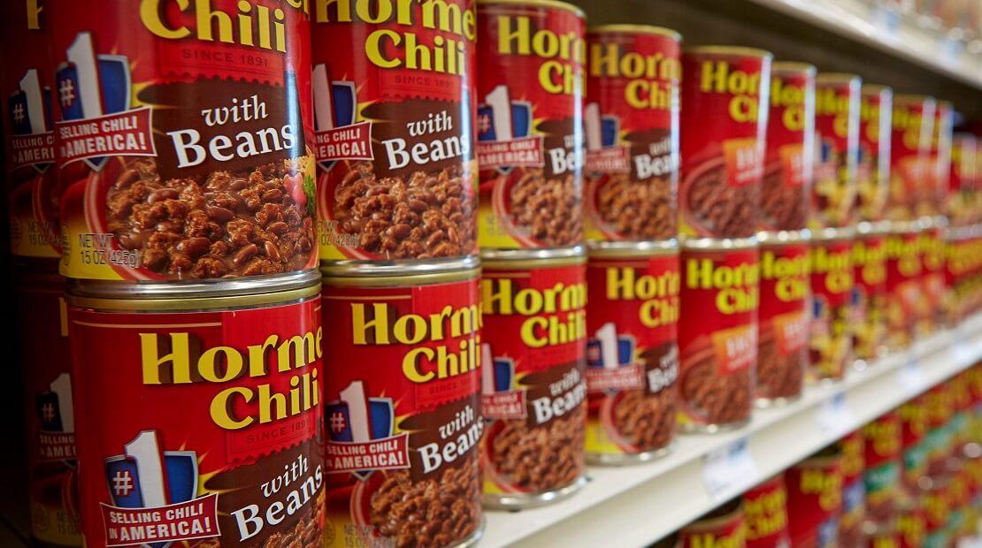 Hormel Foods Chili