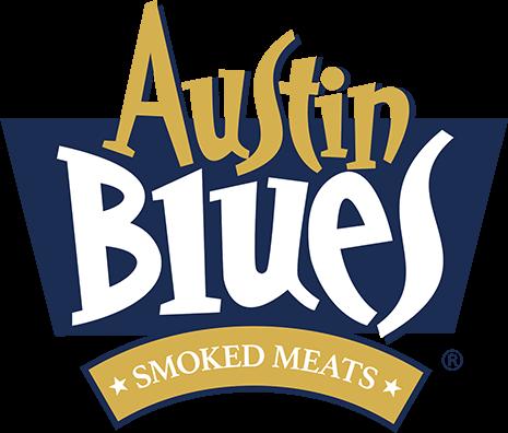 Austin Blues®smoked meats Logo