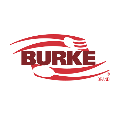 Burke® Fully Cooked Meats and Pizza Toppings Logo