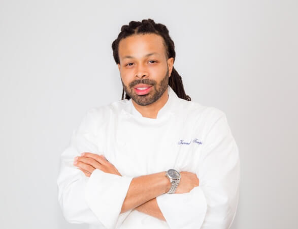 Inspired Chef: Kenneth Temple