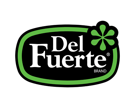Del Fuerte® Mexican products Logo