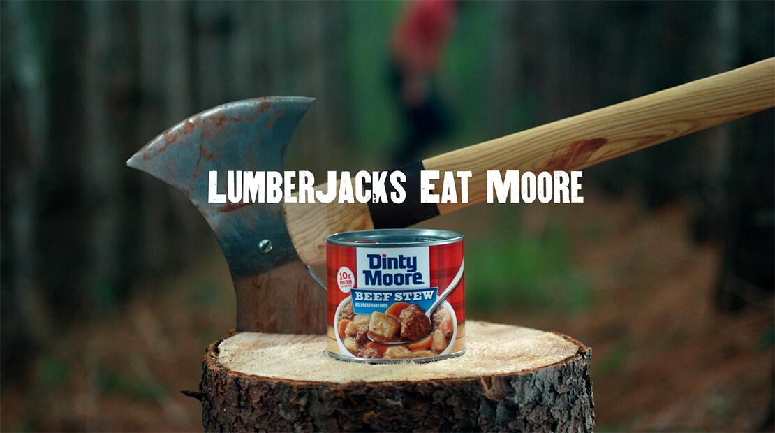 Dinty Moore Lumberjacks