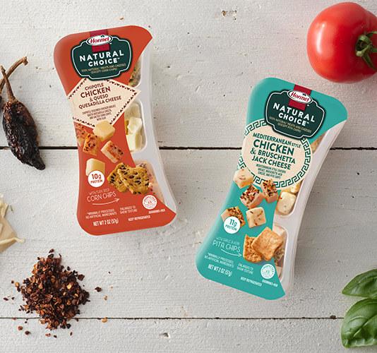 global inspired snacks
