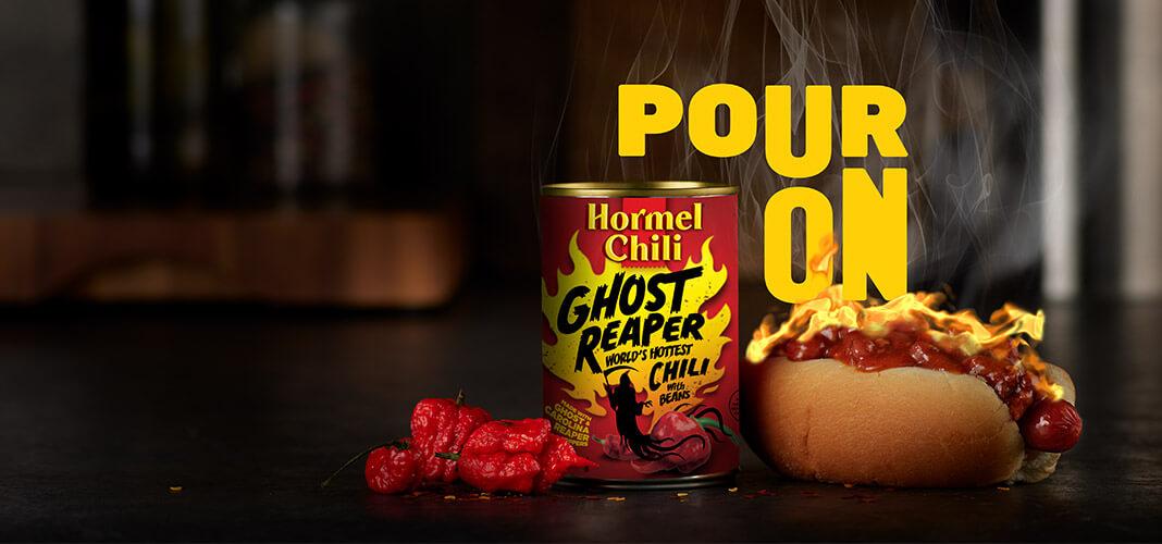 World's Hottest chili