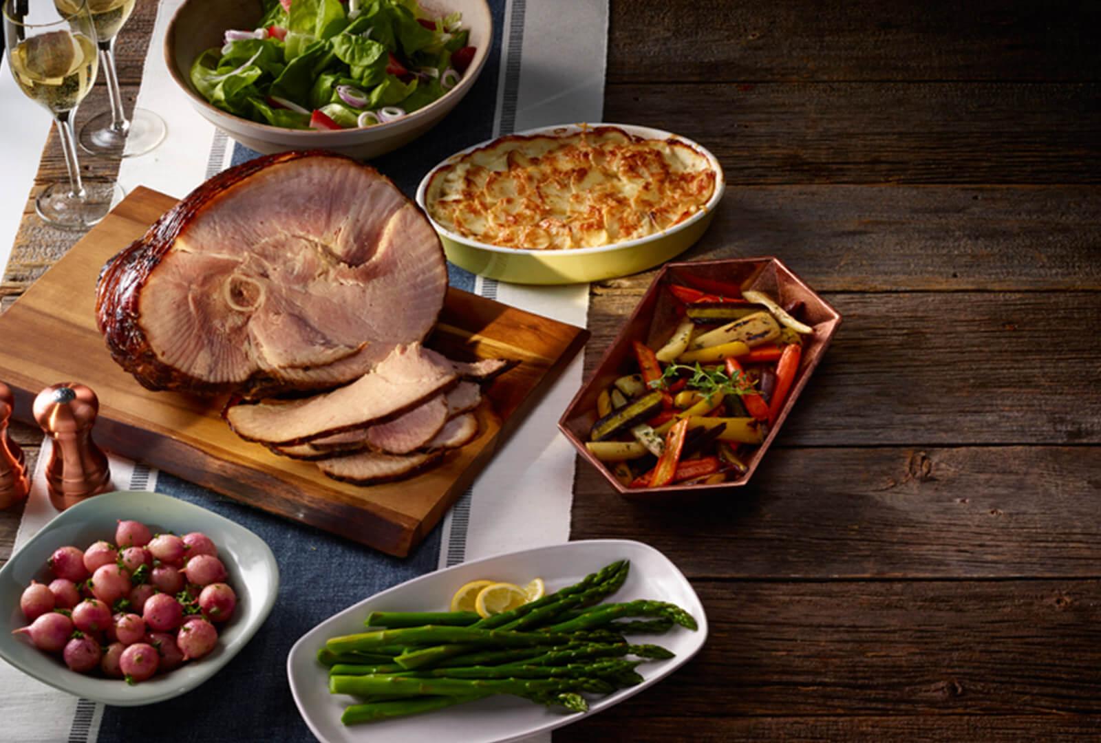 2017 Holiday Ham