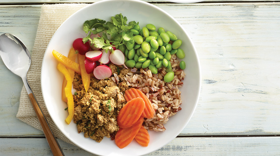 Turkey Grain Bowl