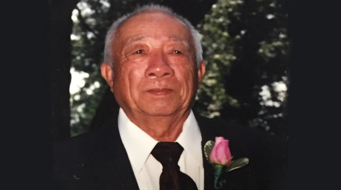 Feng Walkup's Father