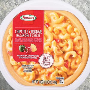Hormel® Chipotle Cheddar Macaroni & Cheese