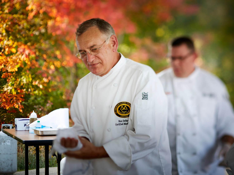 Certified Master Chef Ron DeSantis