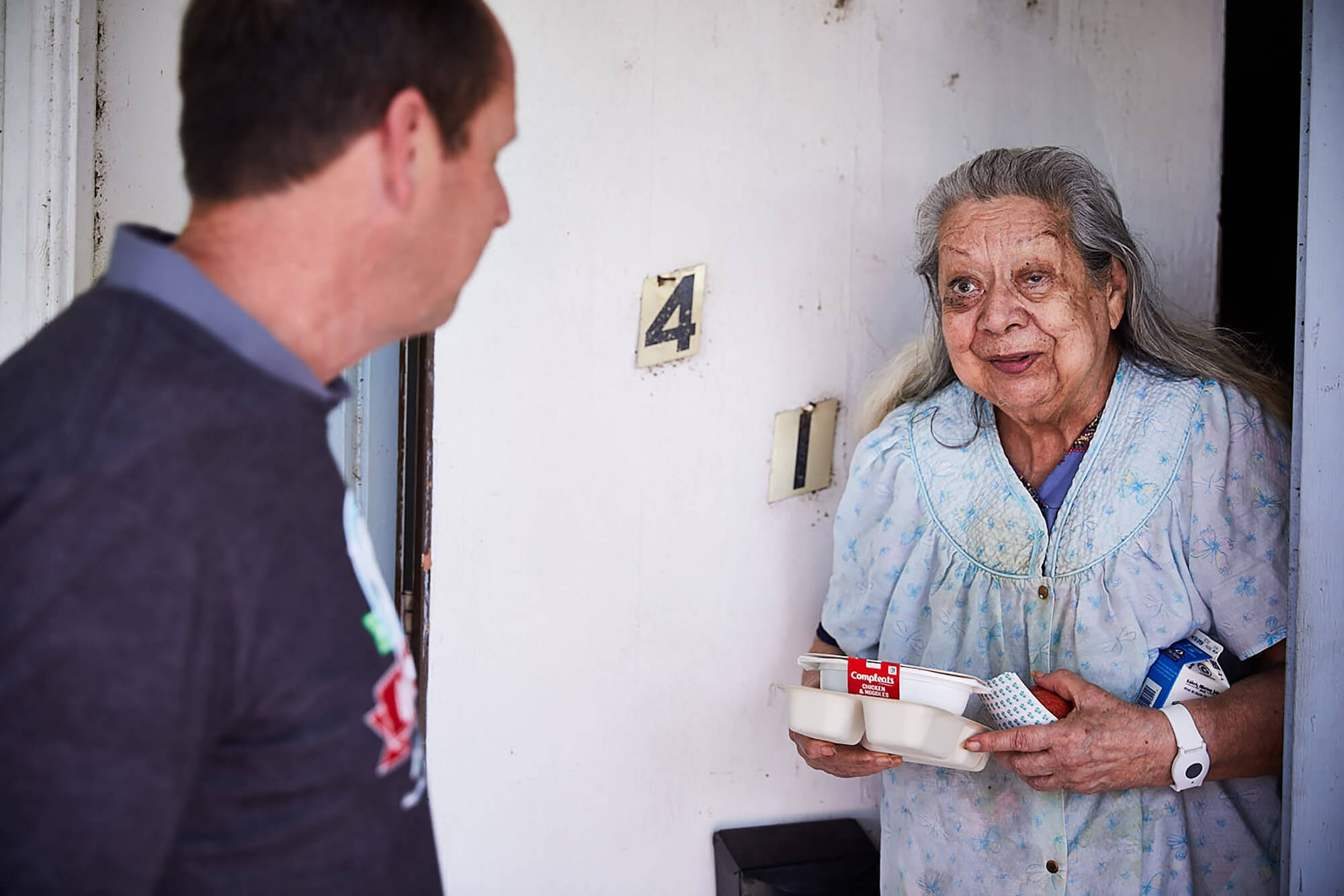 Compleats/Meals on Wheels San Antonio