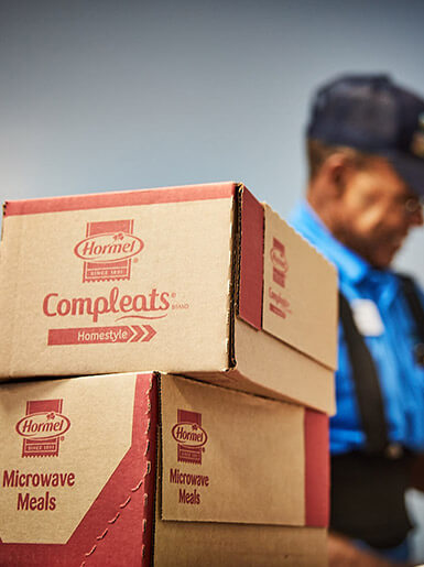 Compleats Meals on Wheels Event in San Antonio, Texas