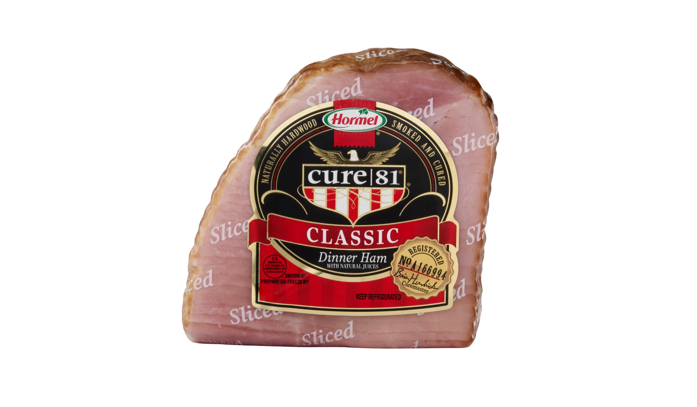 Cure 81 ham