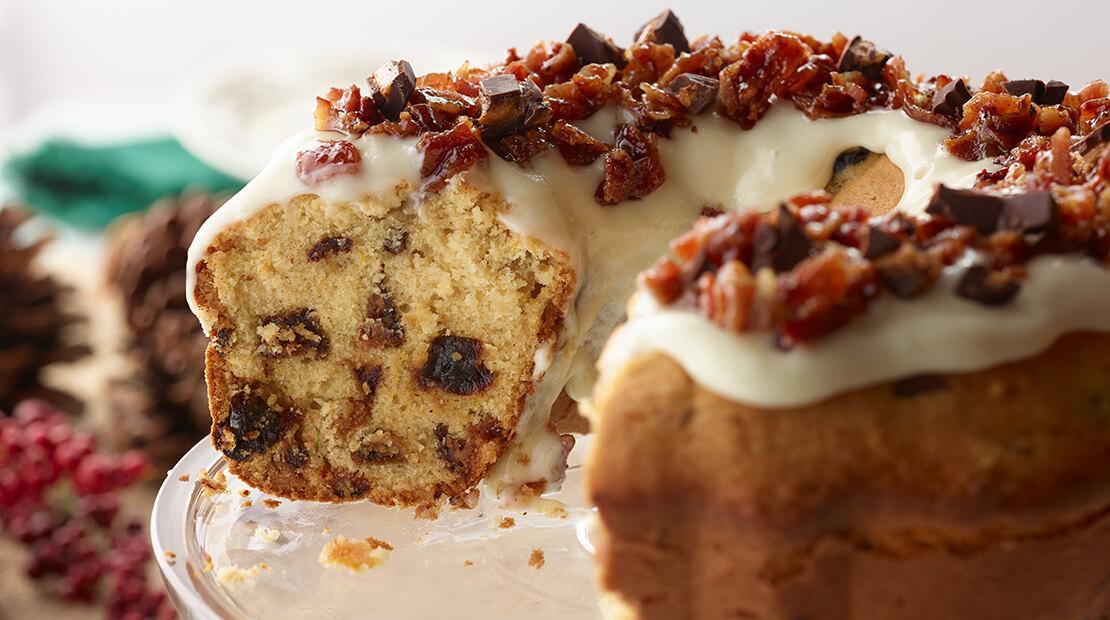 Fruitcake Reinvented