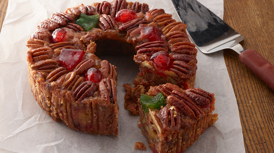 Classic Fruitcake