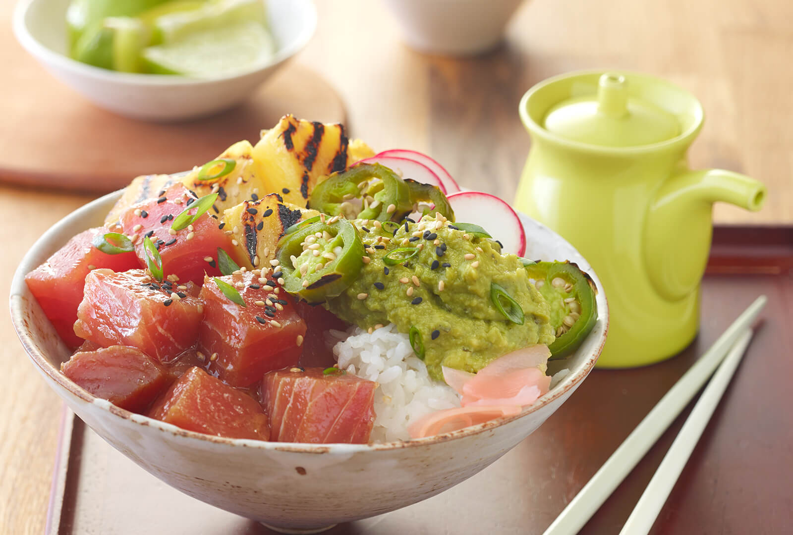 2018 Food Trends - Poke