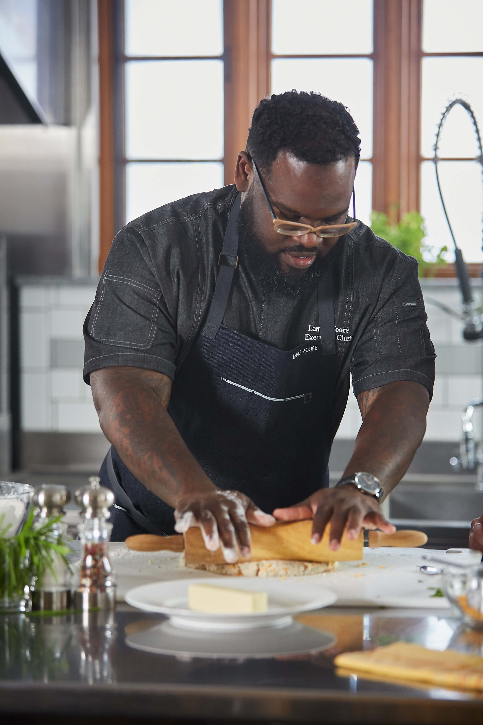 Chef Lamar Moore | Good Cooking | Inspired | Hormel Foods
