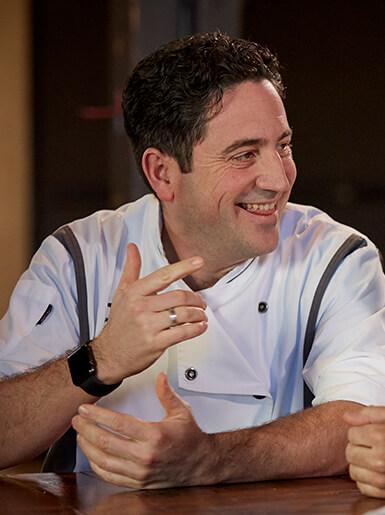 Chef Dominic Orsini