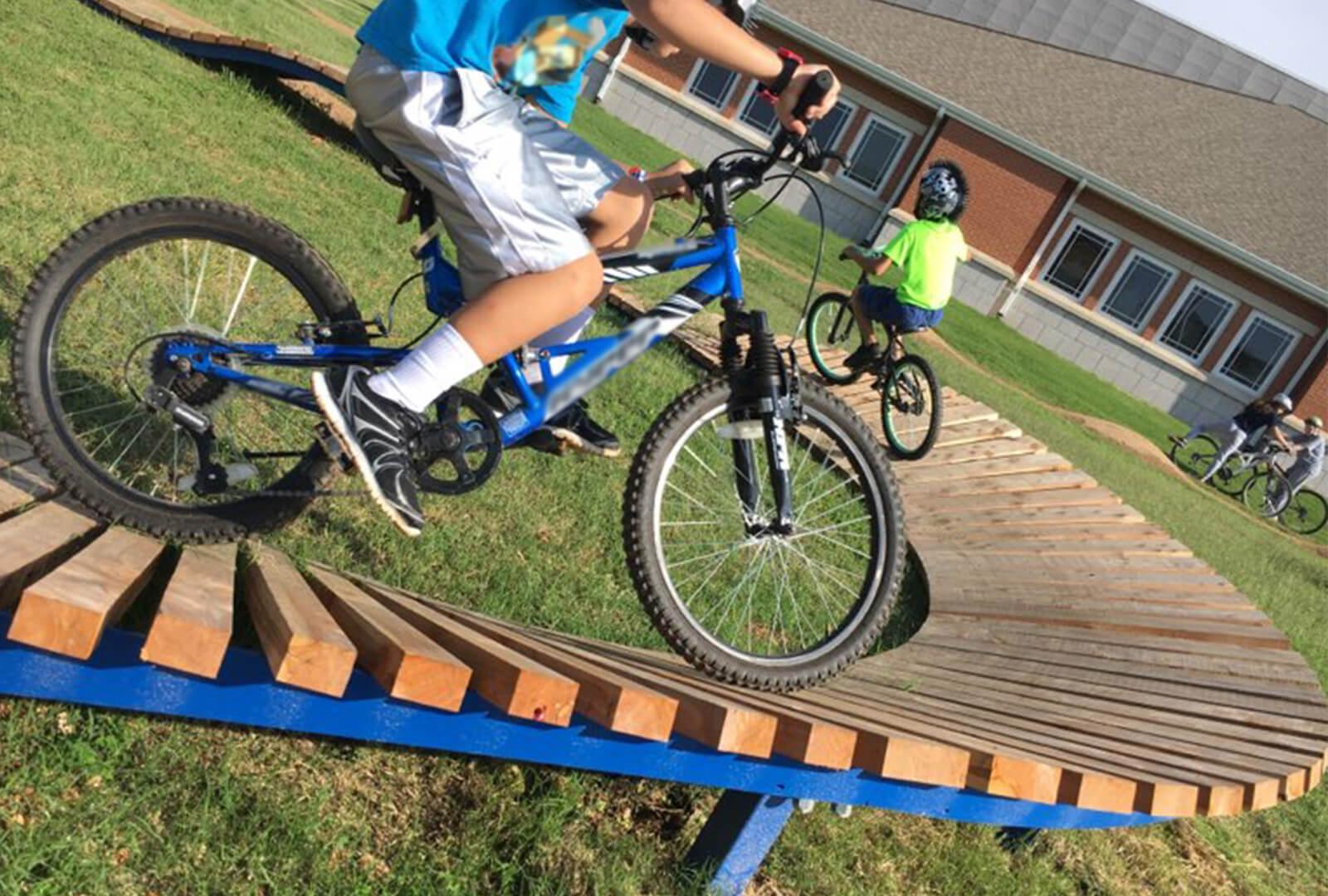Bentonville Bike Path