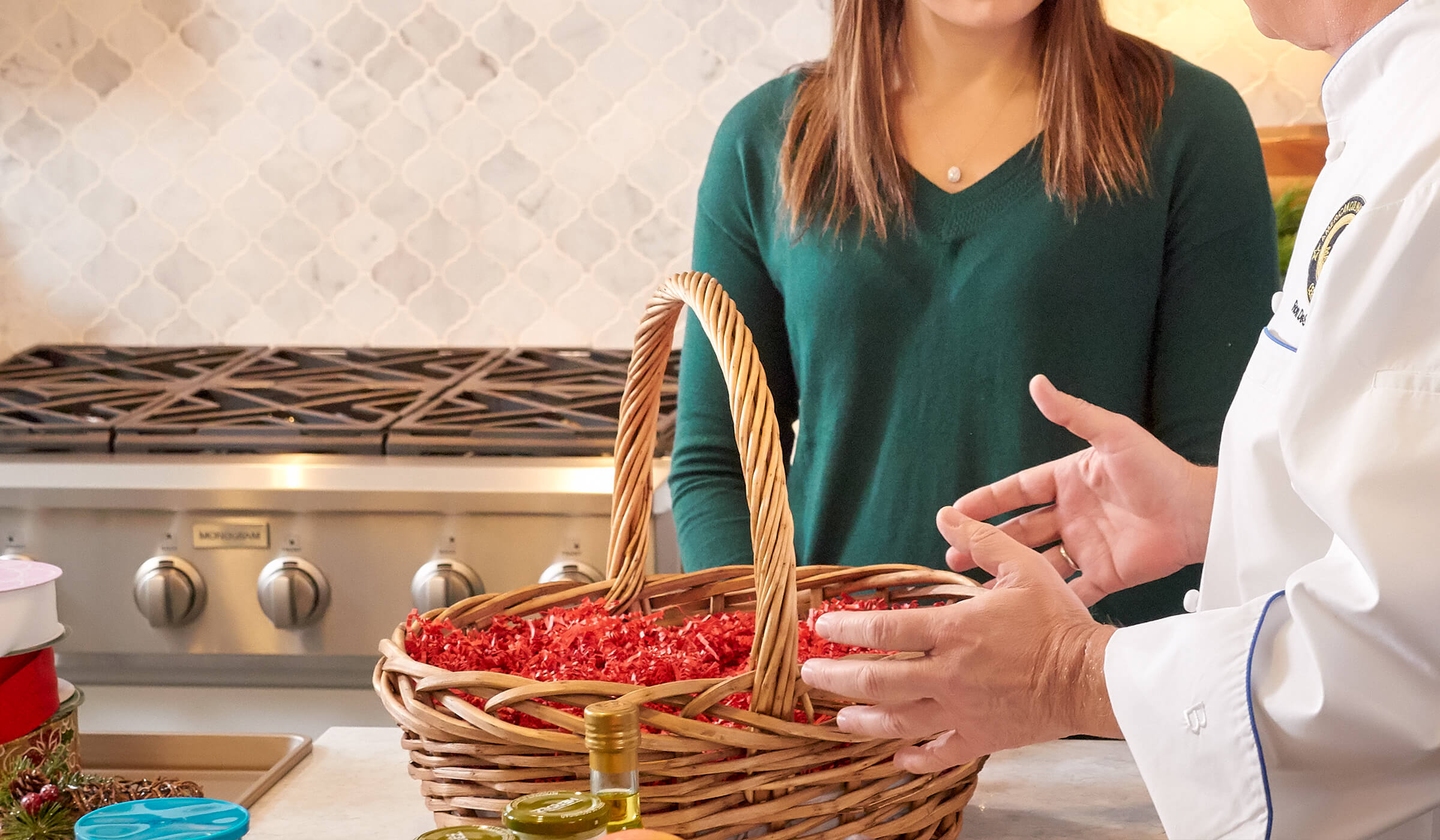Basket Tips