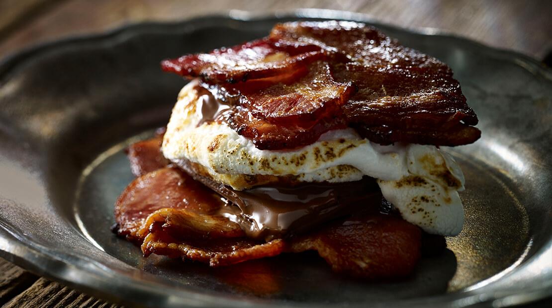 Bacon Smores
