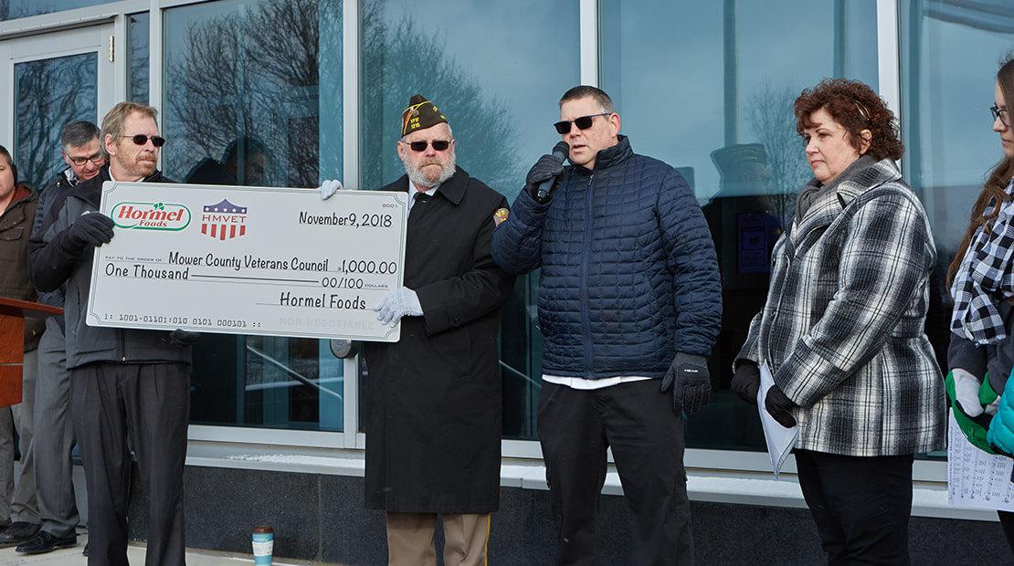 Chef Ken Veterans Day 2018