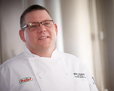 Chef Ken Alston