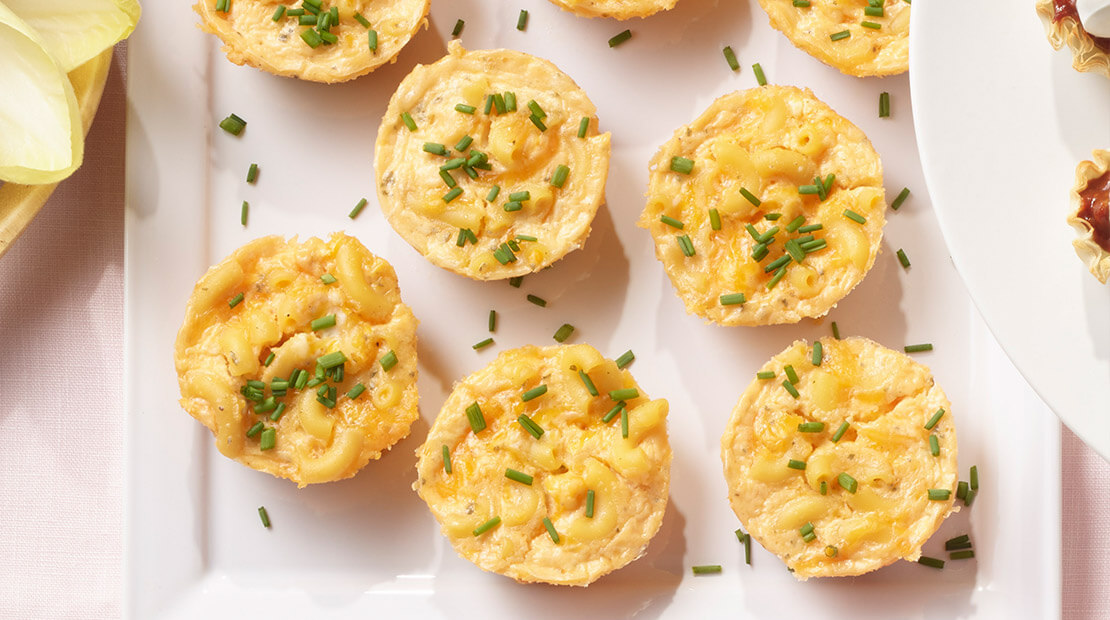 Macaroni & Cheese Cups