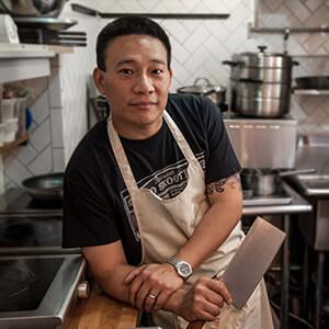 Chef Chris Cheung