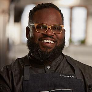 Chef Lamar Moore