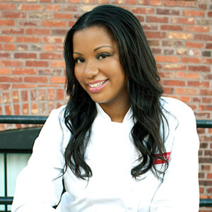 Chef Vanessa Cantave