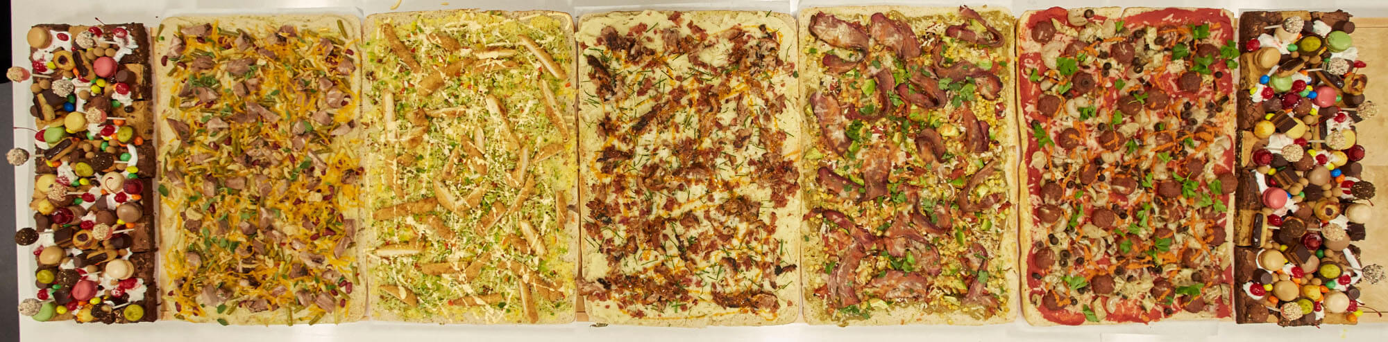 54 Topping PIzza