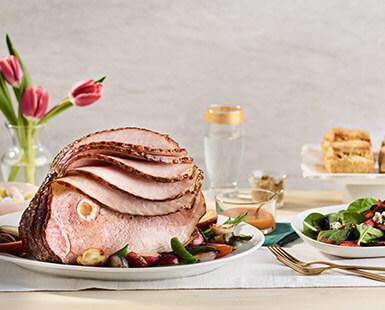 CURE 81 bone-in Easter ham