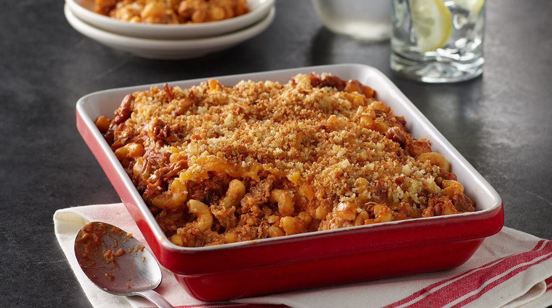LLOYD'S® Pig Beach BBQ Pulled Pork Mac N Cheese