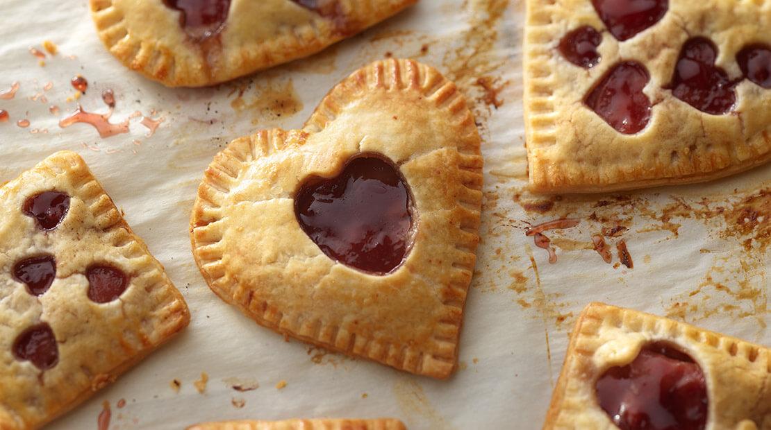 Ham and Jam Pies
