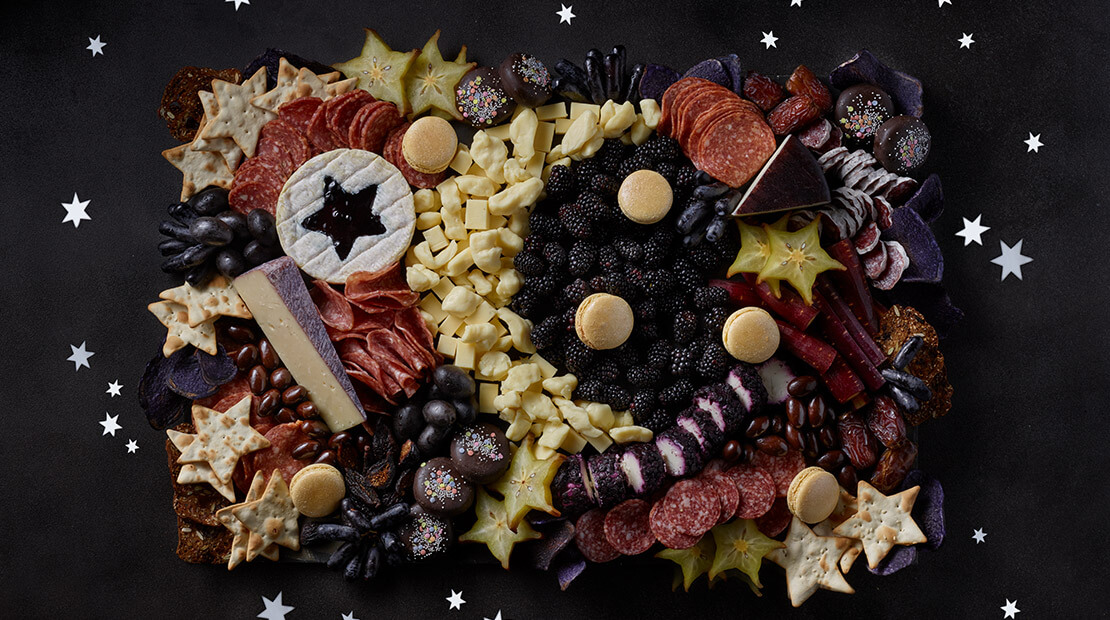 IN A GALAXY FAR FAR AWAY Charcuterie Board