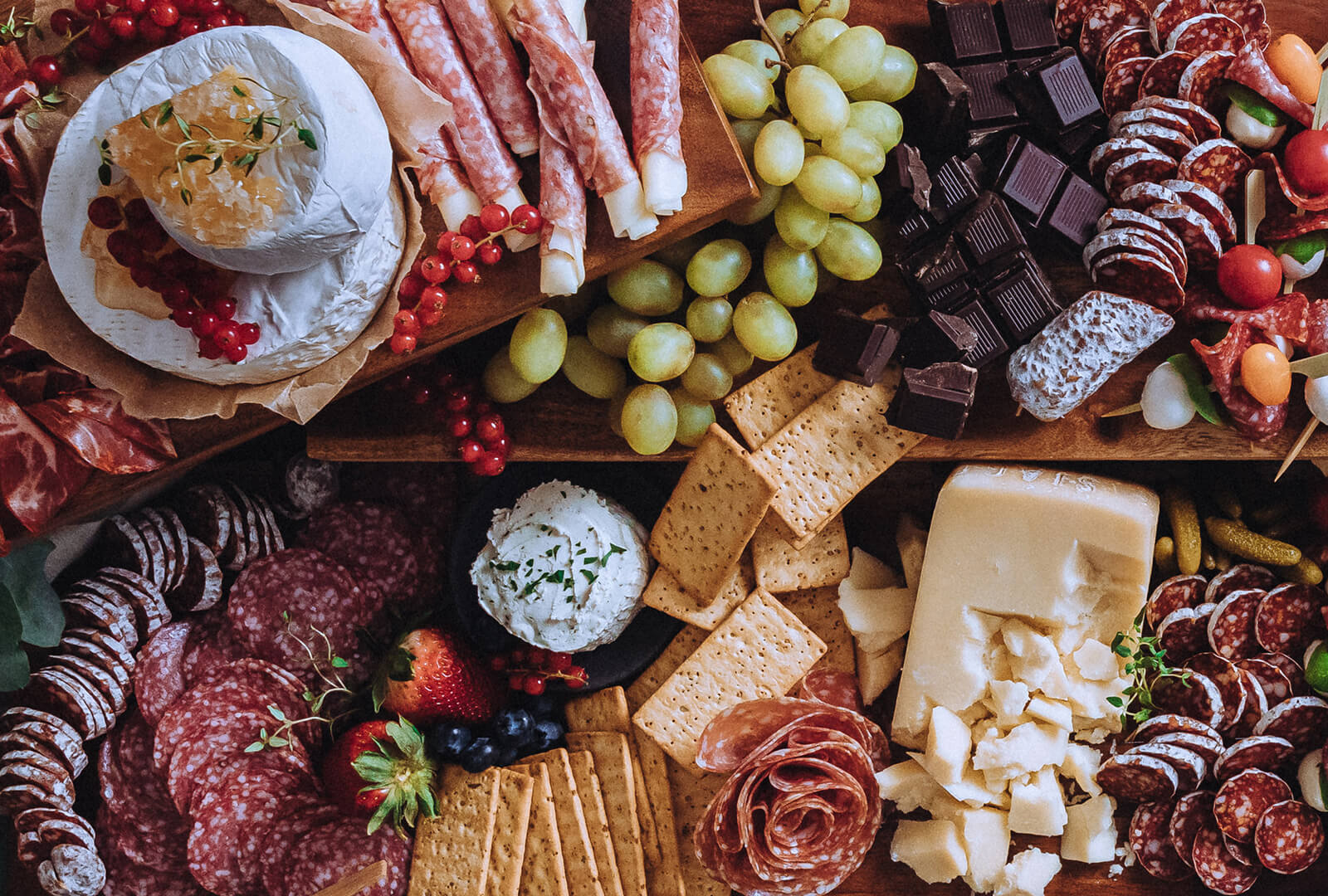 Showstopping Charcuterie from Columbus Craft Meats