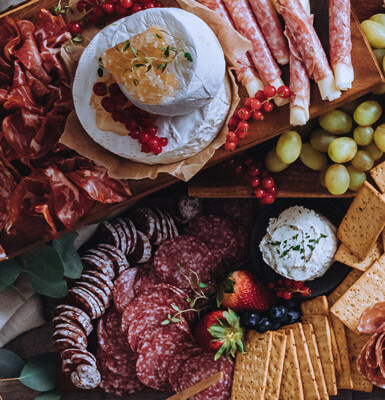 showstopping charcuterie