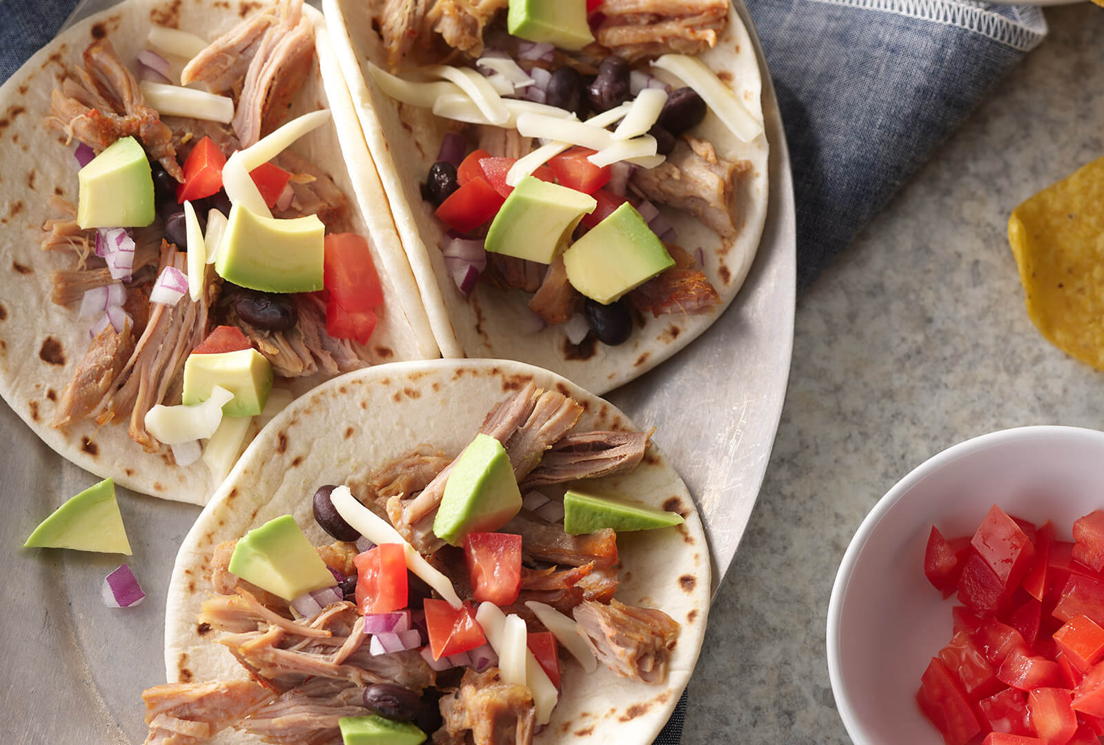 From Their Table To Yours: Pork Tacos