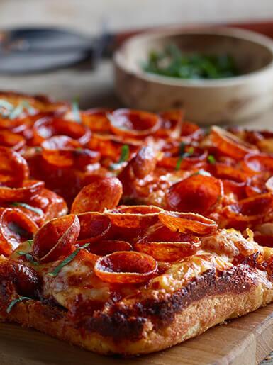 Leah Coen Pizza