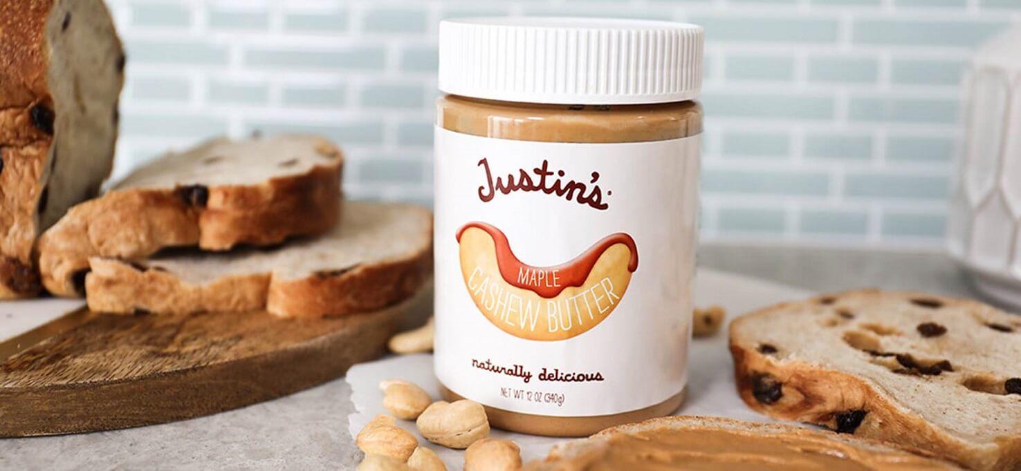 Hormel Foods Justin's spreads