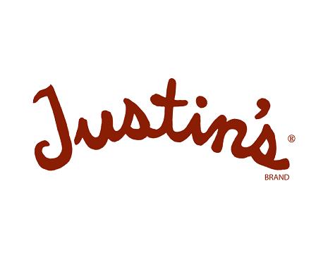 Justin's® brand Logo