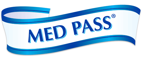 Med Pass® products Logo