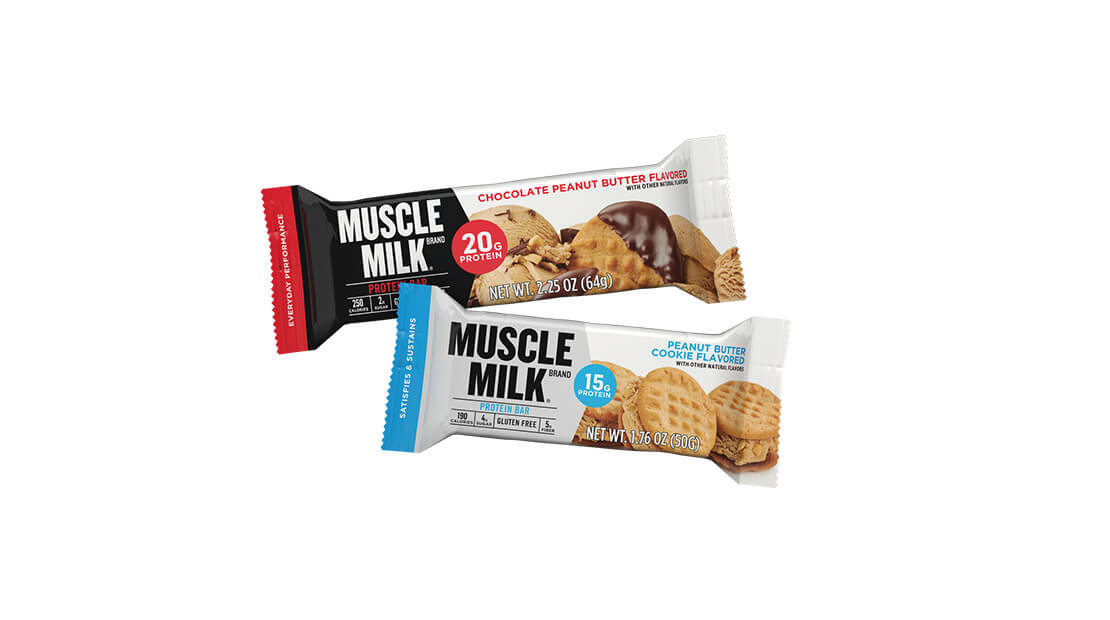 CytoSport Inc Launches New MUSCLE MILKR Protein Bars