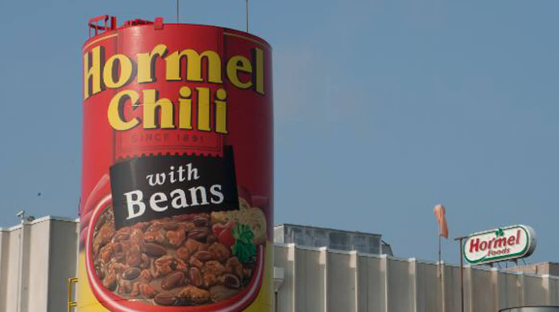 Beloit Plant Chili Can