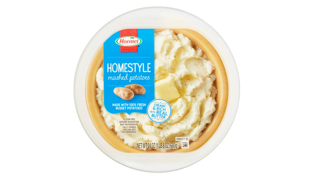 Hormel Mashed Potatoes