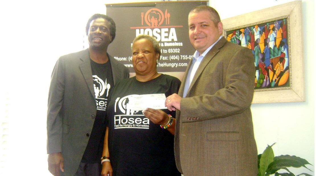 2013 Atlanta Plant Donation