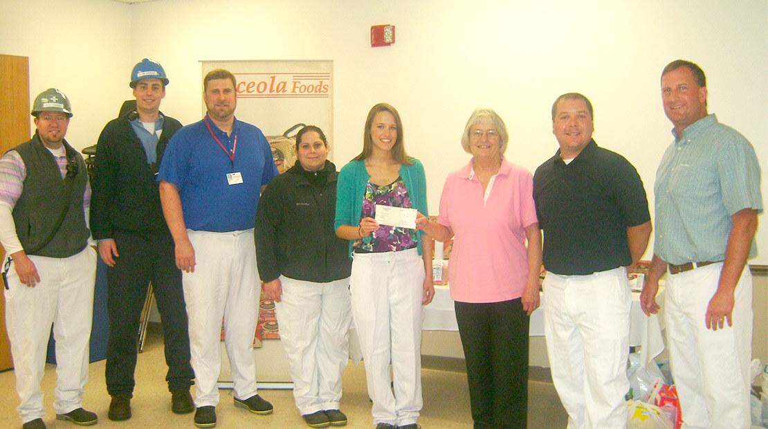 2013 Osceola Food Donation