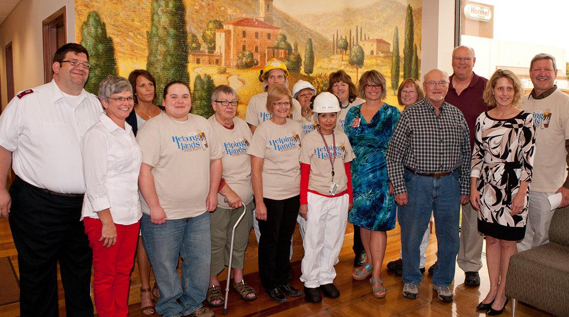 2014 Austin Plant Donation