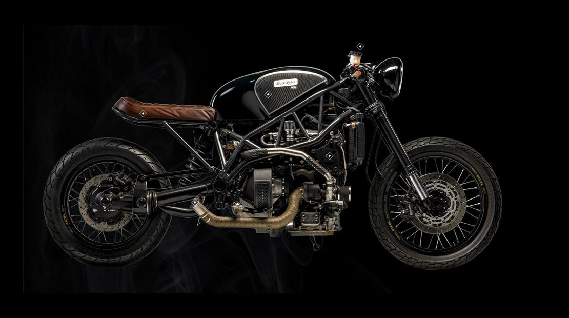 Black Label Motorcycle